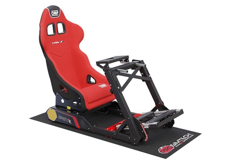 Cockpit K2-R + TRS-E Rojo