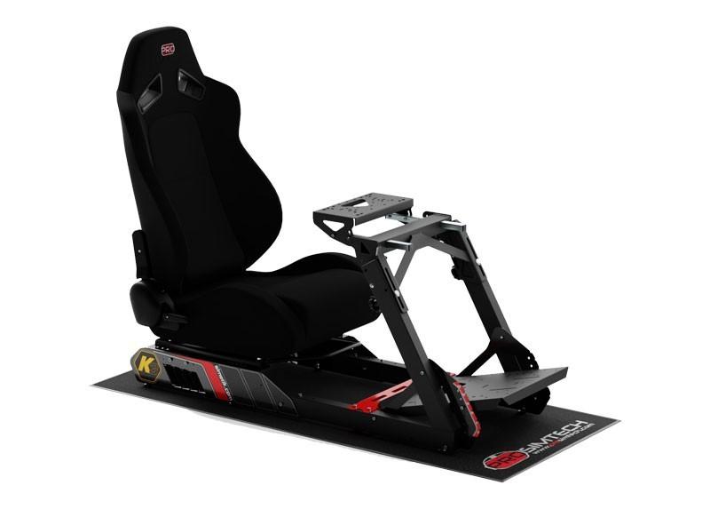 Cockpit K3 Negro- ProSimTech