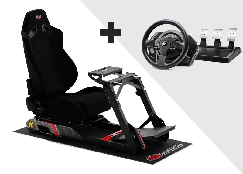 Cockpit K3 Preto -...