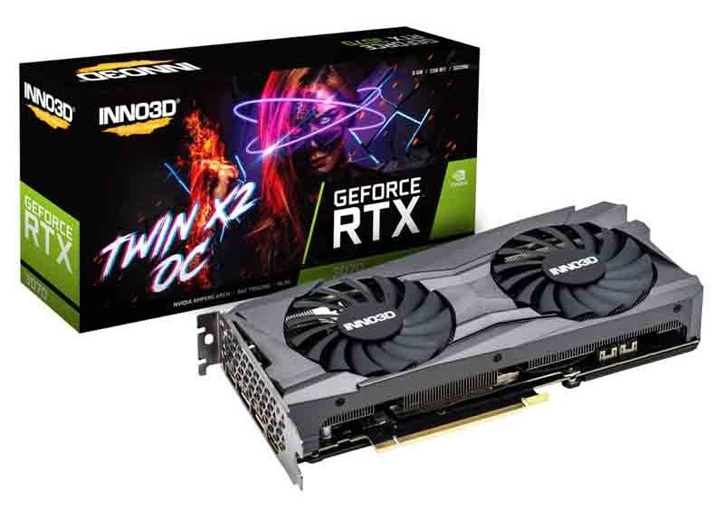 Inno3D GeForce® RTX 3070...