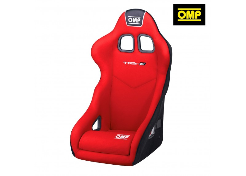 OMP TRS-E Racing Seat Red