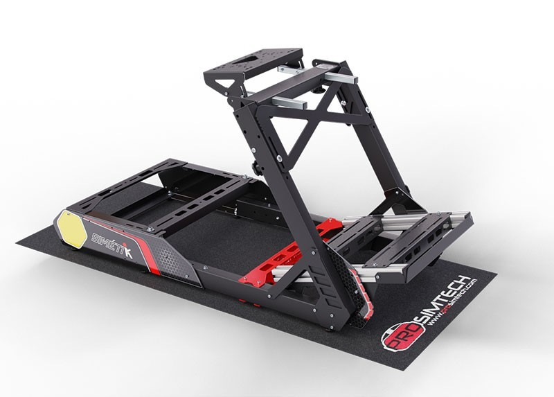 Simétik Cockpit K2-R Negro