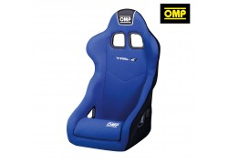 OMP TRS-E Racing Seat Blue